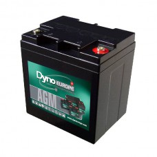 AGM BATTERY 12V 29,7AH/C20 24,3/C5 M5