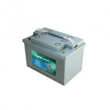 GEL BATTERY 12V 75AH/C20 61,1AH/C5 M6